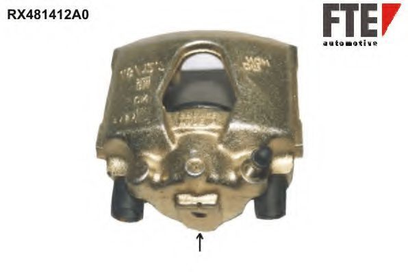 Тормозной суппорт FTE RX481412A0
