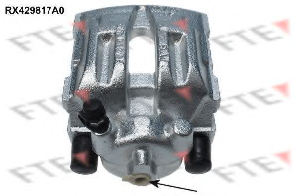Тормозной суппорт FTE RX429817A0