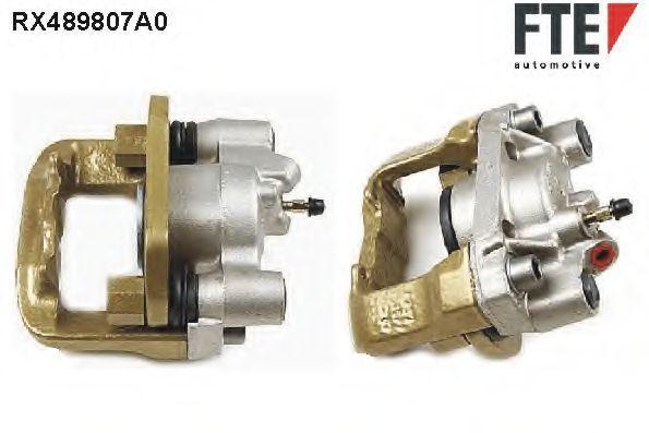 Тормозной суппорт FTE RX489807A0