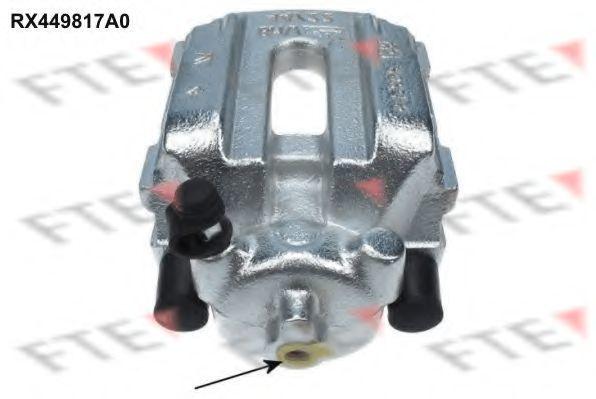 Тормозной суппорт FTE RX449817A0