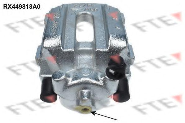 Тормозной суппорт FTE RX449818A0