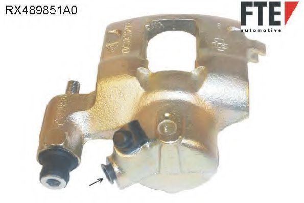Тормозной суппорт FTE RX489851A0