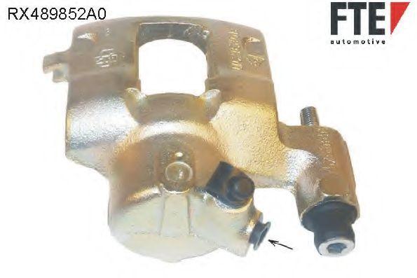 Тормозной суппорт FTE RX489852A0
