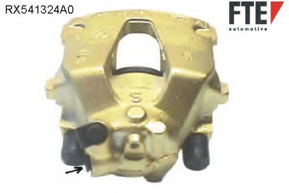 Тормозной суппорт FTE RX541324A0