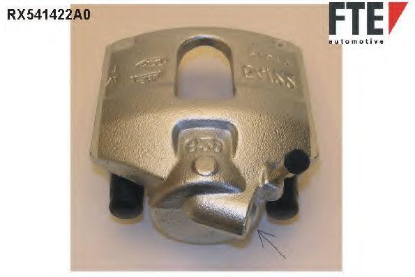 Тормозной суппорт FTE RX541422A0