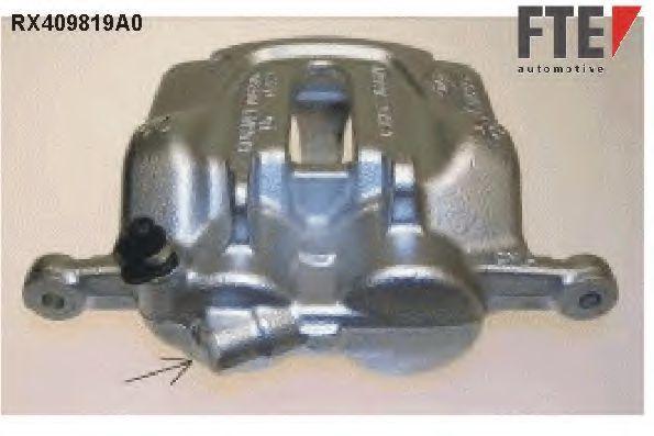 Тормозной суппорт FTE RX409819A0