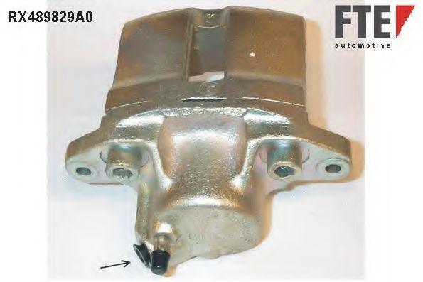 Тормозной суппорт FTE RX489829A0