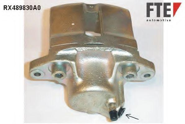 Тормозной суппорт FTE RX489830A0