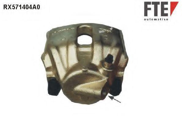 Тормозной суппорт FTE RX571404A0