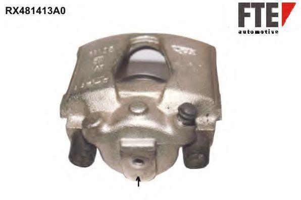 Тормозной суппорт FTE RX481413A0