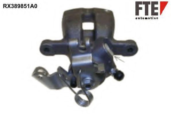 Тормозной суппорт FTE RX389851A0