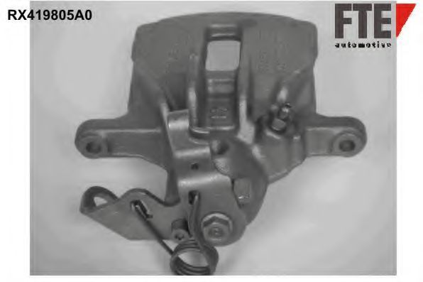 Тормозной суппорт FTE RX419805A0