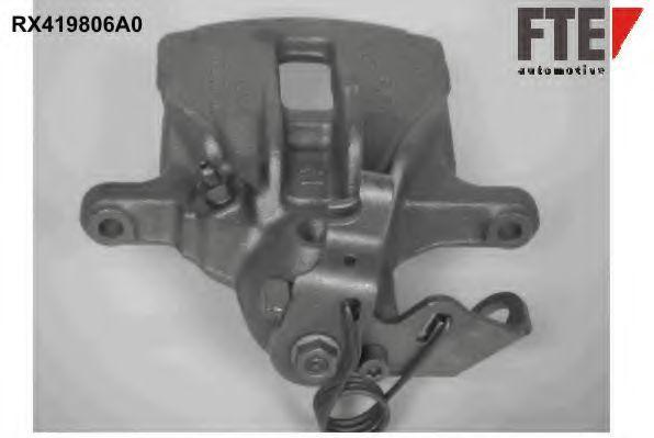 Тормозной суппорт FTE RX419806A0