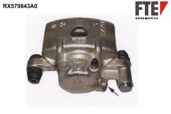 Тормозной суппорт FTE RX579843A0