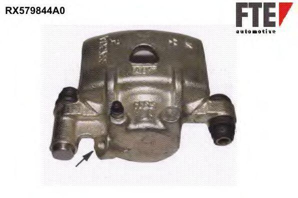 Тормозной суппорт FTE RX579844A0