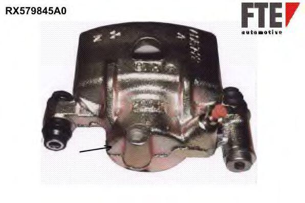Тормозной суппорт FTE RX579845A0
