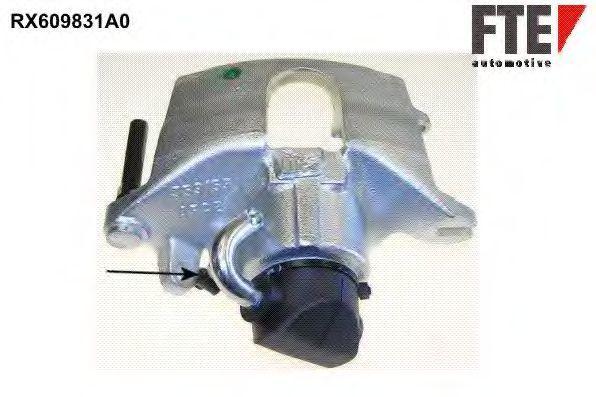 Тормозной суппорт FTE RX609831A0