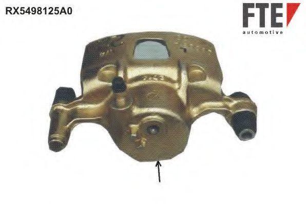 Тормозной суппорт FTE RX5498125A0