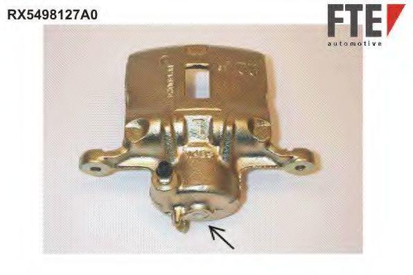 Тормозной суппорт FTE RX5498127A0