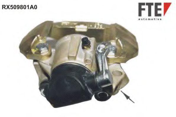 Тормозной суппорт FTE RX509801A0