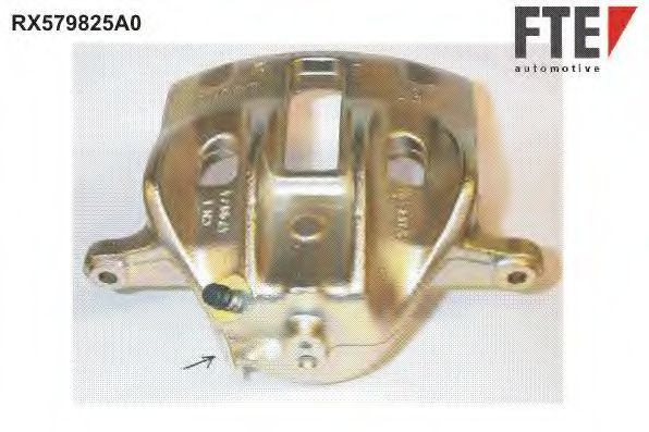 Тормозной суппорт FTE RX579825A0