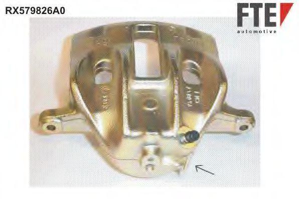 Тормозной суппорт FTE RX579826A0