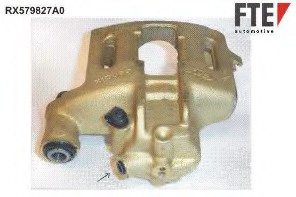 Тормозной суппорт FTE RX579827A0