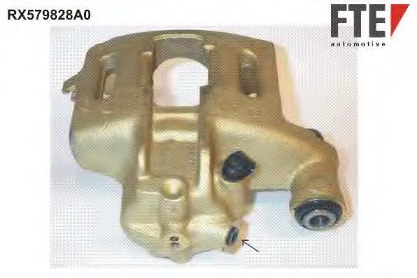 Тормозной суппорт FTE RX579828A0