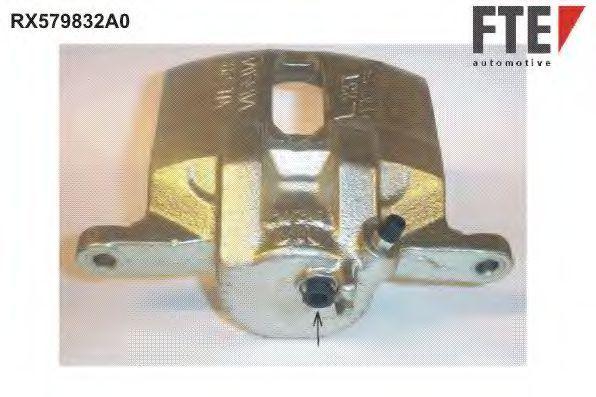Тормозной суппорт FTE RX579832A0
