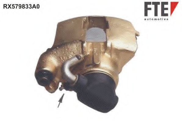 Тормозной суппорт FTE RX579833A0