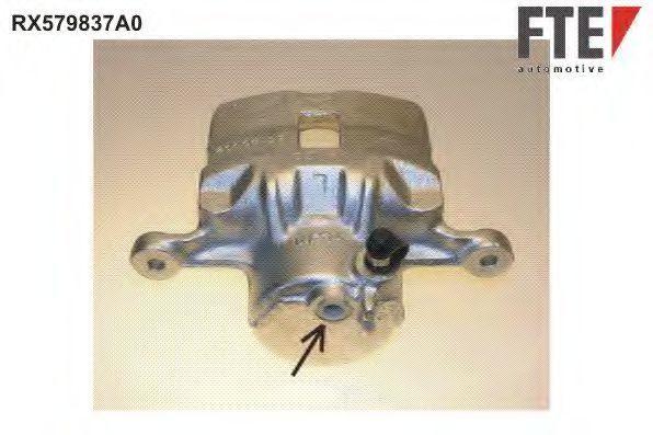 Тормозной суппорт FTE RX579837A0