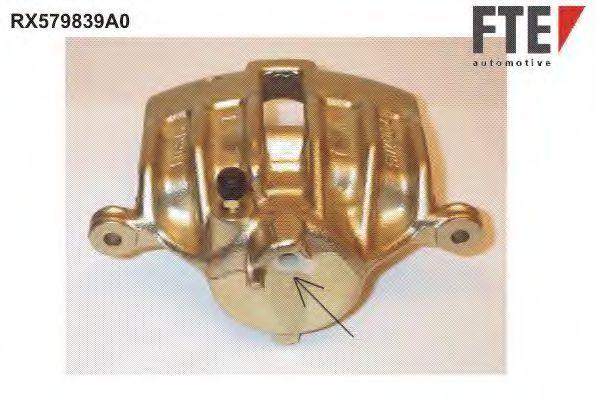 Тормозной суппорт FTE RX579839A0