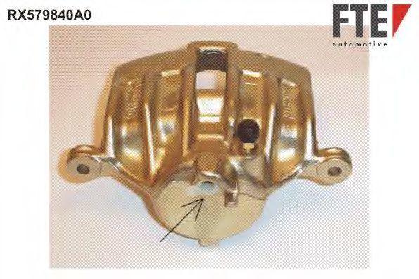 Тормозной суппорт FTE RX579840A0