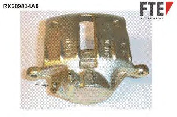 Тормозной суппорт FTE RX609834A0
