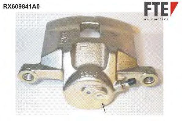 Тормозной суппорт FTE RX609841A0