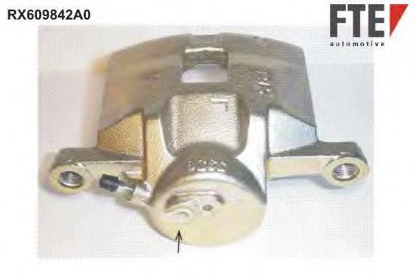 Тормозной суппорт FTE RX609842A0