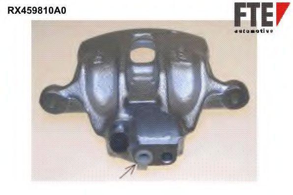 Суппорт тормозной FTE RX459810A0