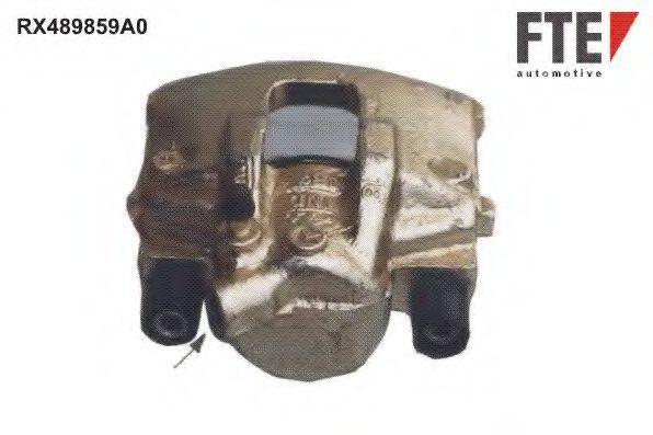 Тормозной суппорт FTE RX489859A0