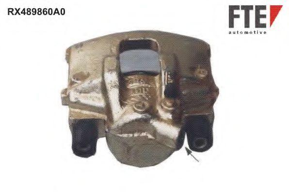 Тормозной суппорт FTE RX489860A0