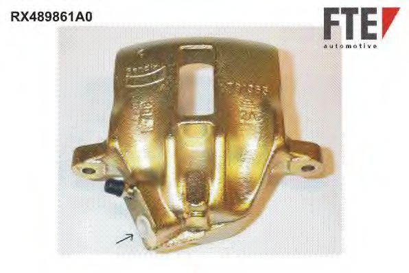 Тормозной суппорт FTE RX489861A0