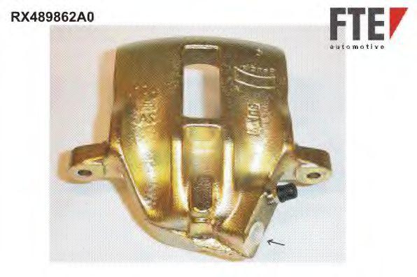 Тормозной суппорт FTE RX489862A0