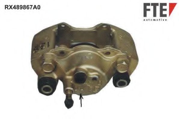 Тормозной суппорт FTE RX489867A0