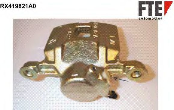 Тормозной суппорт FTE RX419821A0