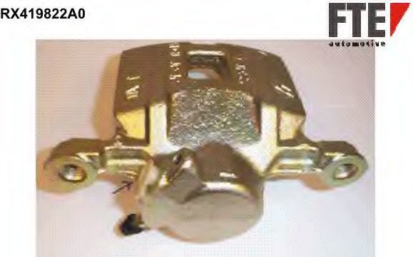 Тормозной суппорт FTE RX419822A0