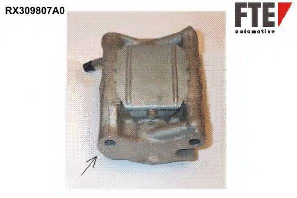 Тормозной суппорт FTE RX309807A0