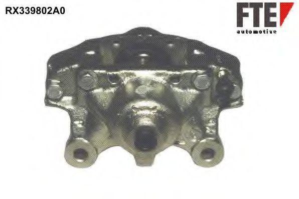 Тормозной суппорт FTE RX339802A0