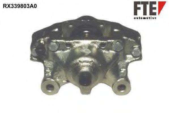 Тормозной суппорт FTE RX339803A0
