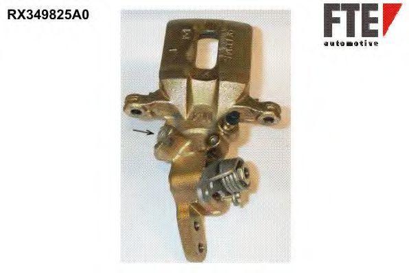Тормозной суппорт FTE RX349825A0
