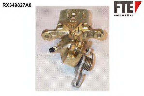 Тормозной суппорт FTE RX349827A0