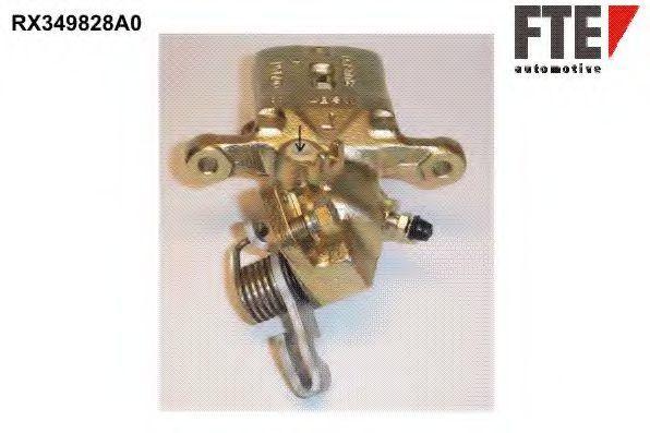 Тормозной суппорт FTE RX349828A0